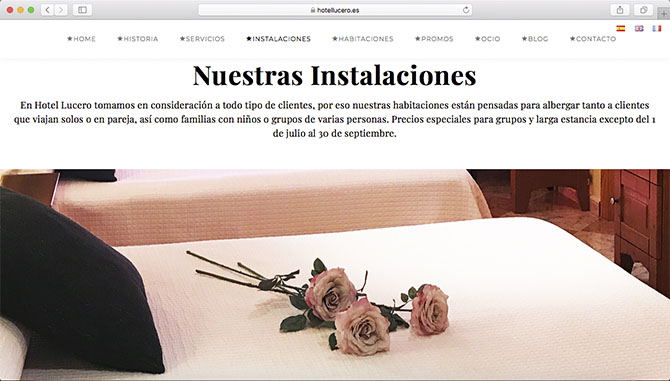 Diseño Web con WordPress en Ceuta